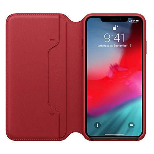 - iPhone Xs Max XS XR Case, Pumsun Practical Fresh Cute Flip Wallet Leather Case Cover Protector for iPhone Xs Max 6.5inch (iPhone Xs Max, Red)