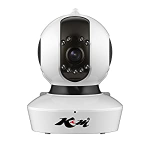 Vstarcam C7823WIP HD Home Wireless WiFi 720P IP Camera Onvif P2P Pan/Tilt Micro SD Card Slot Audio&Microphone