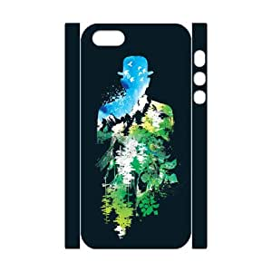 YCHZH Phone case Of Alternative Art Cover Case For iPhone 5,5S