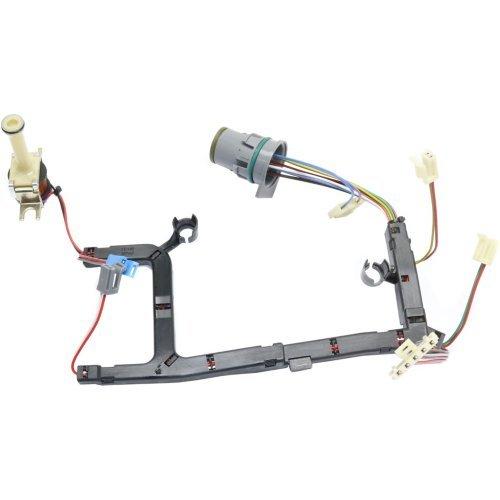Blazer Transmission - Evan-Fischer EVA23012031517 Automatic Transmission Solenoid Dual Linear for Astro/Blazer/Camaro 96-02 With 4L60E Transmission