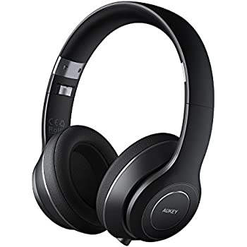Amazon.com: AUKEY Bluetooth Headphones, Neckband Magnetic