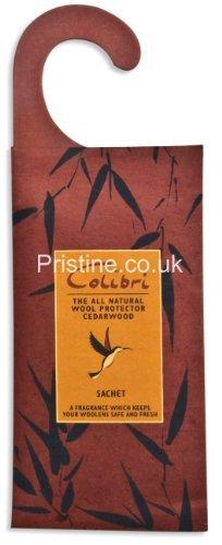 Colibri Hanging Sachet - Cedar by Colibri