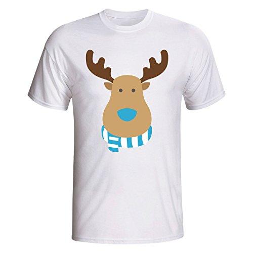 改修採用するバングラデシュNapoli Rudolph Supporters T-shirt (white) - Kids