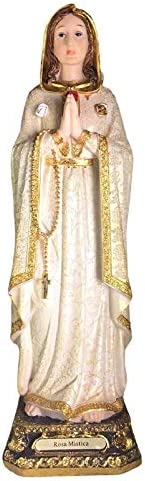 "Alliance 16"" Statue Rosa Mistica-Mystica Catholic Figurine New"