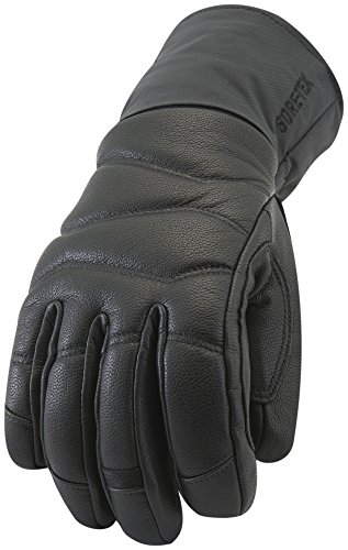 (Black Diamond Women's Iris Gloves Skiing Gloves, Black, Small)