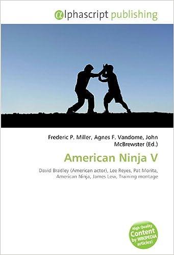 American Ninja V: Amazon.es: Frederic P Miller, Agnes F ...