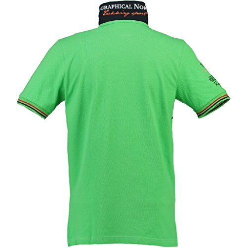 Homme Geographical Polo Geographical Vert Polo Norway Homme Geographical Norway Polo Vert Norway RxTSwO