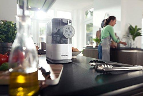 41eqVSMSlGL - Philips Pasta Maker - HR2357/05 (Certified Refurbished)