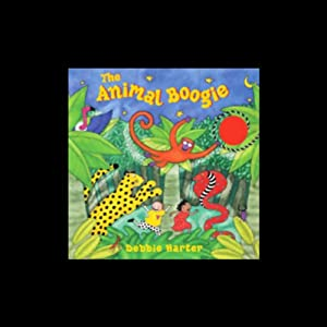 The Animal Boogie Audiobook