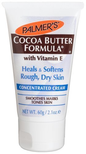 Palmer's Cocoa Butter Formula with Vitamin E, Concentrated Cream, 2.1-Ounce Tubes (Pack of 12) by ()