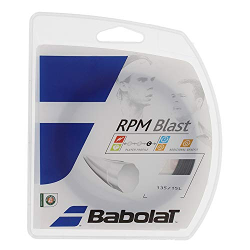 Babolat RPM Blast (15-1.35mm) Tennis String Set, used for sale  Delivered anywhere in USA
