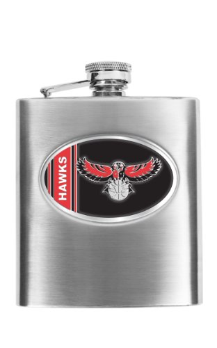 NBA Atlanta Hawks Hip Flask