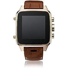 2015 New Design 1.5 Smart Bluetooth Watch Support SIM Card GPS 1.2HZ 512MB