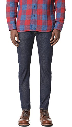 Mens Levis Red Tab (Levis Red Tab Men's Noten 501 Skinny Denim Jeans, Indigo, 34)