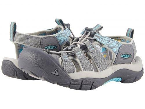 組み合わせ渦近似Keen(キーン) レディース 女性用 シューズ 靴 サンダル Newport Hydro - Magnet/Surf the Web [並行輸入品]