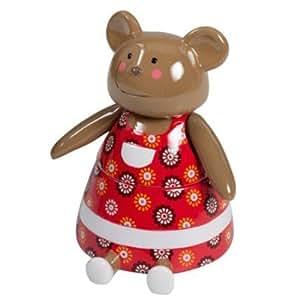 Creative de ba o accesorios de ba o oso amigos tarro - Accesorios de bano amazon ...