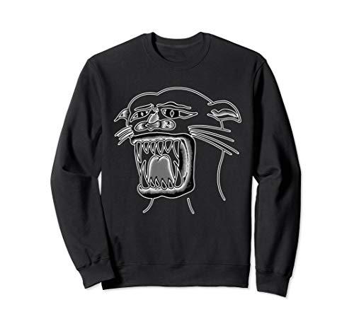 Sucky Panther Tattoo Sweatshirt ()