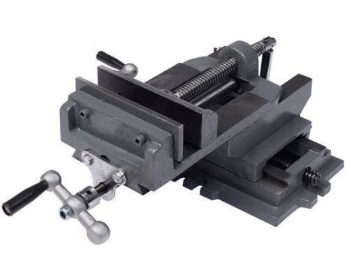cross drill press vise slide