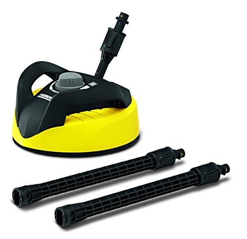 - Karcher T300 Hard Surface Cleaner for Karcher Electric Power Pressure Washers (Deck, Driveway, Patio, Tool Accessory)