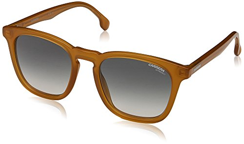 Carrera CA143/S 40G Yellow CA143/S Round Sunglasses Lens Category 2 Size - 2 Sunglasses Category