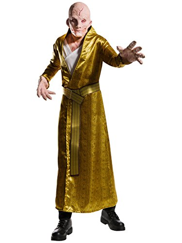 Rubie's Star Wars Episode VIII: The Last Jedi Men's Deluxe Supreme Leader Snoke Costume  Metallic  X-Large]()
