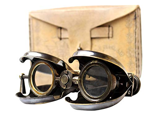 Collectibles Buy Classic Marine Spy Glass Antique London 1857 R & J Beck Brass Binocular Collectibles Gift