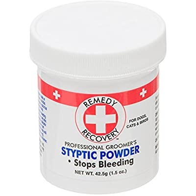 Cardinal Laboratories Remedy and Recovery Professional Groomer's Styptic Powder for Pets from Cardinal Laboratories