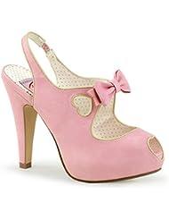 Pin Up Couture Womens Bett03/Mtpu Platform Sandal