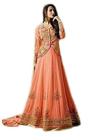 Anasha Fashions Bollywood Designer Latest Fashion Georgette ...