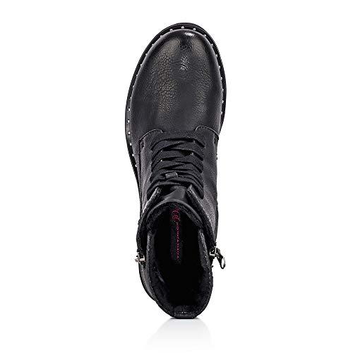 Tom Femme black Botines 5895106 Tailor Noir 00001 tqzZrt1