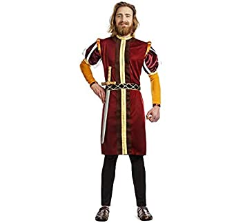 Car&Gus Disfraz de Lord Medieval para Hombre: Amazon.es: Juguetes ...