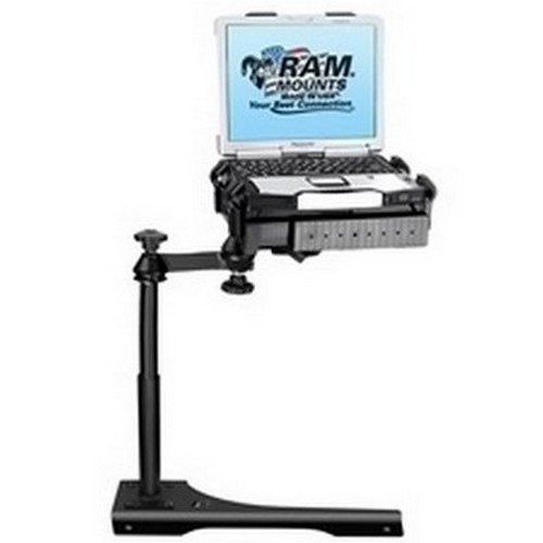 RAM Mounts (RAM-VB-186-SW1) No-Drill Laptop Mount for the Dodge Citadel, Durango and Jeep Grand Cherokee by RAM MOUNTS