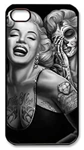 Marilyn Monroe Sexy Iphone 5 Slim-fit Case, Best Iphone Case