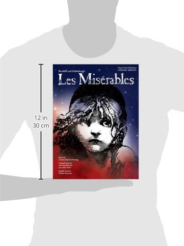 Les Miserables: Vocal / Piano Selections