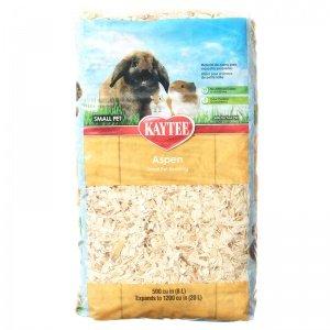Kaytee Aspen Bedding & Litter - 113 liters