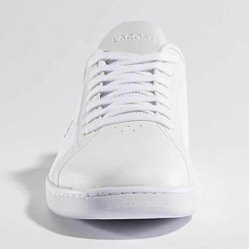 Endliner 317 bianco Scarpe QSP Lacoste Uomo Sneaker SPM nxgCq4p