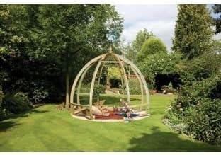 Grange Fencing Apollo Pergola.: Amazon.es: Jardín