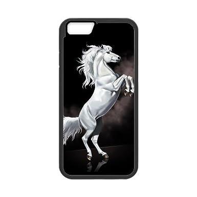 Personalizar iPhone 6 Funda - caballo Carcasa de telefono ...