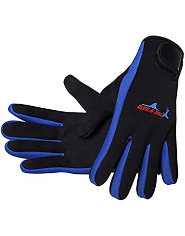 7a7e927fe1 ... for Surf Kayak Diving Watersports. Lovache Neoprene Gloves 1.5MM Swimming  Surfing Diving Sailing Wetsuit