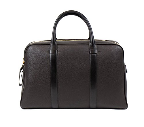 Tom Ford Men's Buckley Brown Large Bag