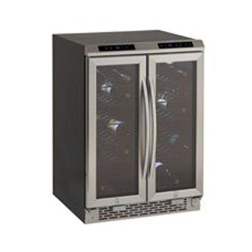 Avanti 38-Bottle Wine Chiller Black WCV38DZ