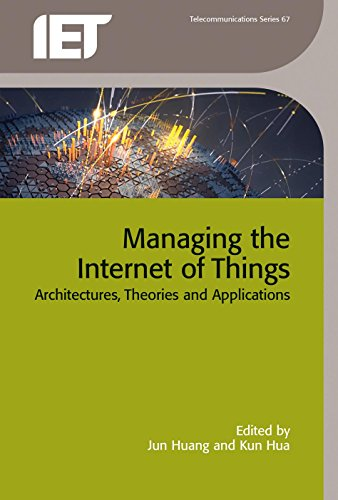 B.e.s.t Managing the Internet of Things: Architectures, theories and applications (Telecommunications)<br />KINDLE