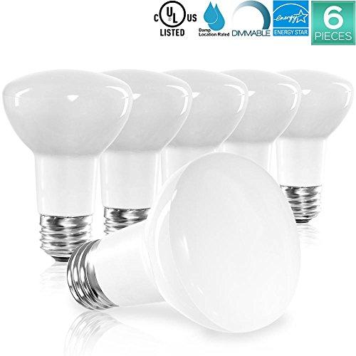 Indoor Flood Light Bulbs 45 Watt - 8