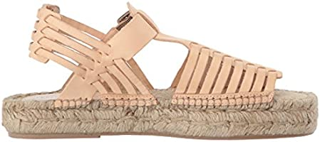 46ad37e522f Loeffler Randall Women's Reid Woven (Leather) Espadrille Wedge ...