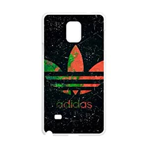 Happy Unique adidas design fashion cell phone case for samsung galaxy note4