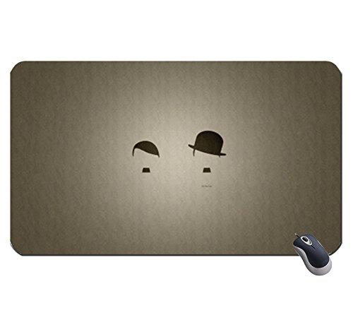 Price comparison product image Chaplin Hitler 1083178 mouse pad computer mousepad Dimensions: 23.6 x 13.8 x 0.2(60x35x0.2cm)