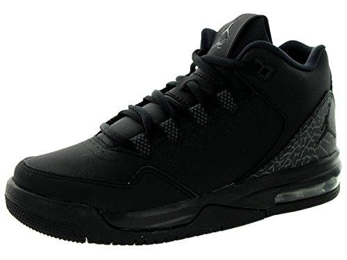 new styles a9bb9 9d62c Nike Jordan Kids Jordan Flight Origin 2 BG Black Black Dark - Import It ...