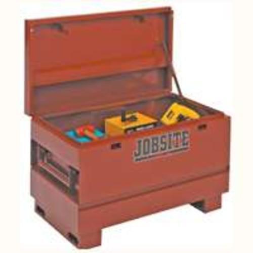 JOBSITE 636990 42 in. Long Heavy-Duty Steel Chest