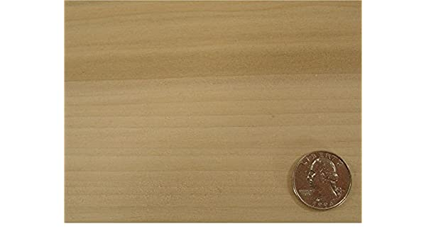 Maple//Boards Lumber 3//8 X 3 X 36 Surface 4 Sides by WOODNSHOP