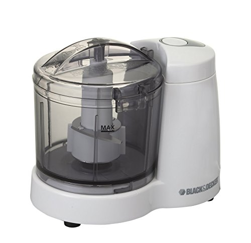 Black & Decker SC350 120-watt Food Chopper Processor, Mini, 220 to 240-volt